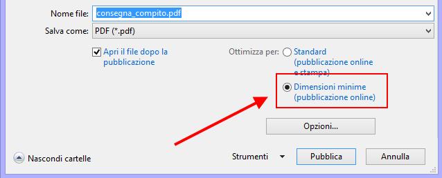 Come ridurre file PDF in word